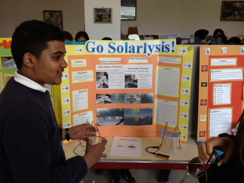 science fair projects for middle schoolers Re-stated, material science plays a key role in the design of a lpgc results the final prototype design scored 35 more design points over the next highest prototype.