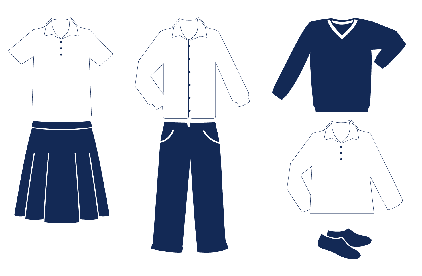 Dress Code Saint Francis School In Rome